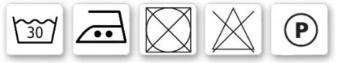Hochbett Kinderbett Spielbett Massiv Kiefer Natur/Lackiert - Pirat Schwarz/Weiß - SHB/04/1035 - 4
