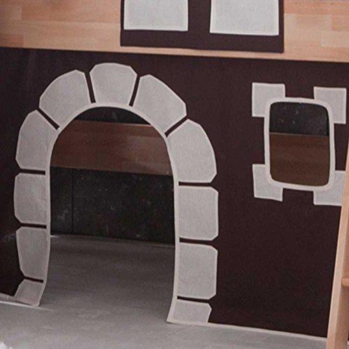 Kinderbett Henri in Braun Pharao24 - 3